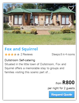 Dullstroom Accommodation3