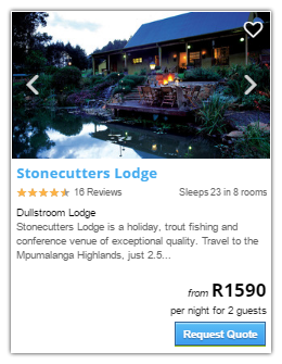 Dullstroom Accommodation1